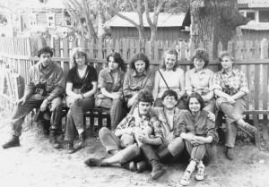 Дружина по охране природы 1980-е