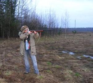 Отстрел браконьеров директором заказника