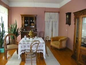 Сохранившаяся обстановка дома Клычкова