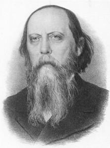 Михаил Ефграфович Салтыков-Щедрин (1826 - 1889)